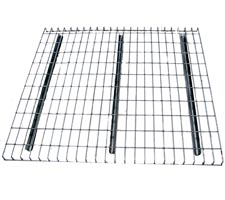 Wire Deck with 3 Channels