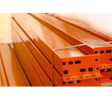 Renewed Pallet Rack Beams