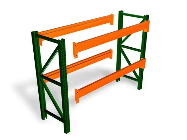 Used Pallet Rack Starter Kits - SJF.com