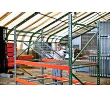 Installing Wire Deck