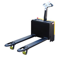 3,000 lb. Capacity Electric Pallet Jack
