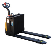 4,500 lb. Capacity Electric Pallet Jack