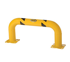 4-1/2 in. diameter low profile machinery guard