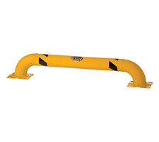 4 in. diameter Low Profile Machinery Guard