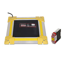Safety Mat, Edging and PRSU-5 Controller (for 110 V AC Supply)