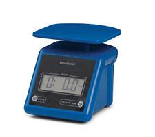 Blue Postal Scale