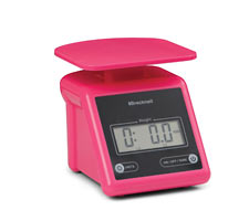 Pink Postal Scale