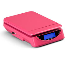 Pink Professional Postal Scale