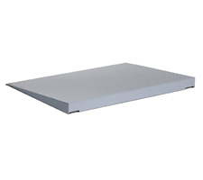 Floor Scale End Ramp