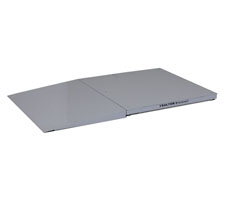 Floor Scale end Ramp With Scale (not included)