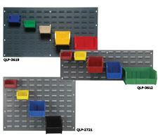 QLP-3612, QLP-3619, and QLP-2721 Louvered Hanging Tote Panels