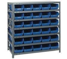 1839-104 Shelf bin System
