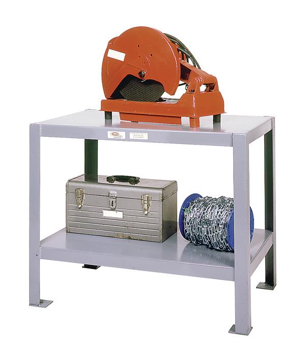 welded machine table