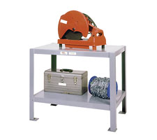 2 Shelf Welded Machine Table