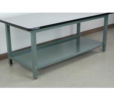 Full-Shelf Bottom Workbench Shelf