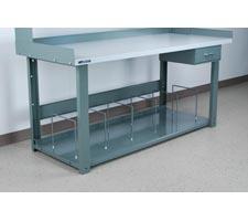 Hoop Dividers for Full Bottom Shelf