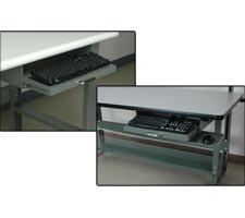 Slide-Out Keyboard Trays