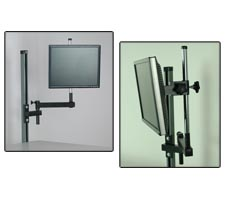 Articulating Flatscreen Monitor Arm