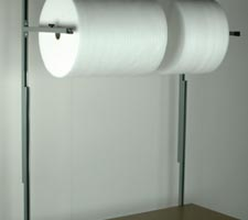Overhead Roll Holder
