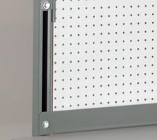 Pegboard Detail
