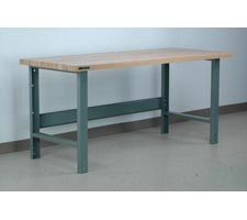 Standard Maple Top Workbench