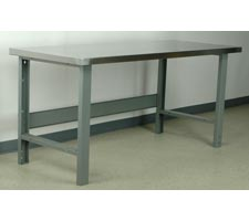 Standard Stainless Steel Top Workbench