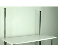 1 Pair - Straight Supports