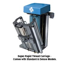 Super Rapid Thread Carriage