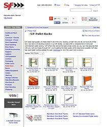 Buy Pallet Racks Online, MN