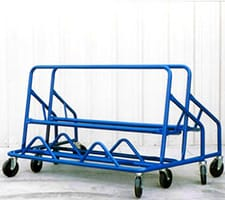 Two Nested Panel Carts