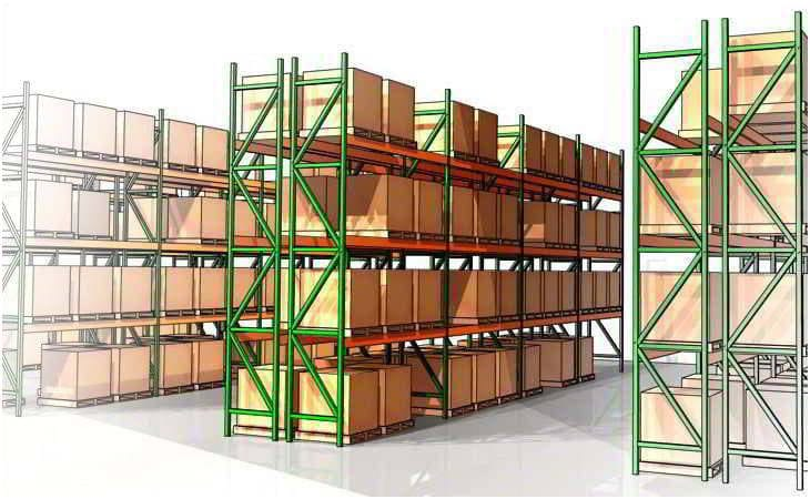 Pallet Racks in Minnesota | Used Pallet Racks in MN