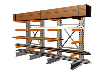Industrial Warehouse Storage Racking