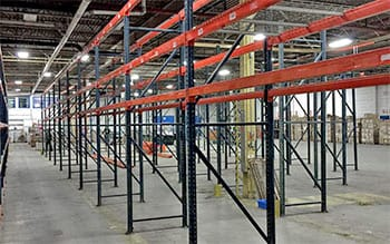asset recovery, sell material handling equipment, warehouse liquidation