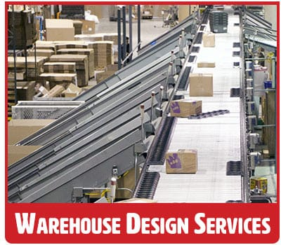 Offering Professional Warehouse Design, Layout and Automation Services