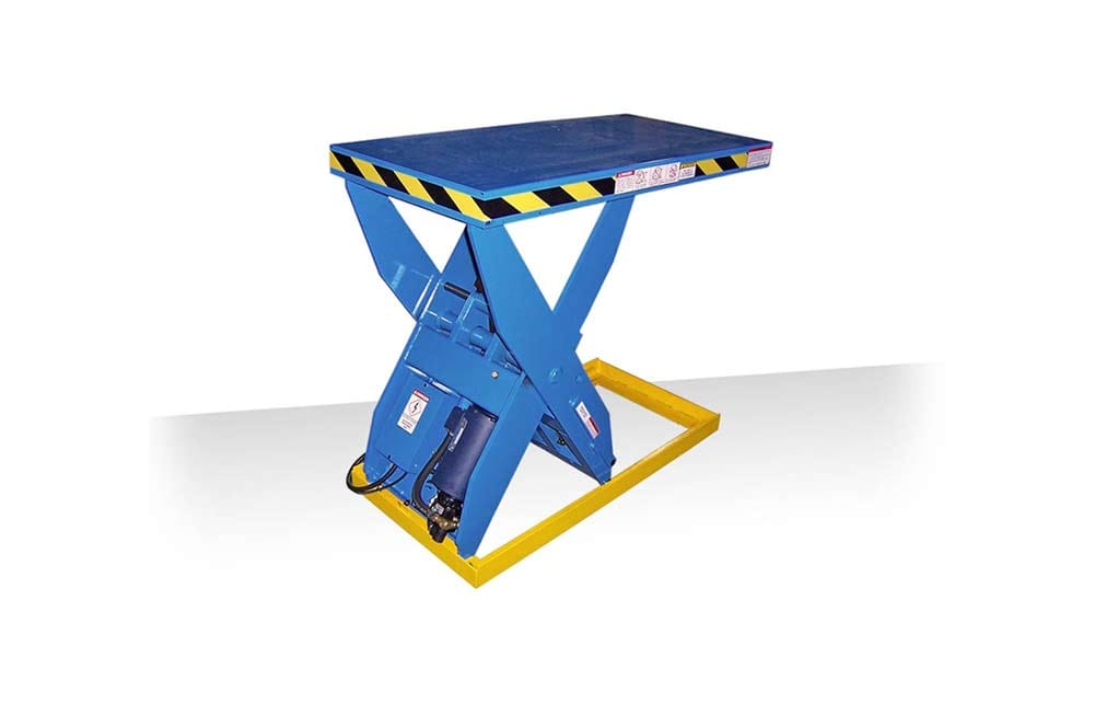 Autoquip Lift Table - Lowered