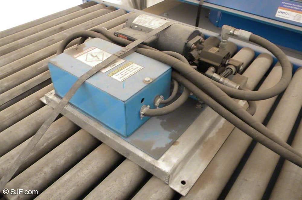 MaxLift Table Motor and Controls