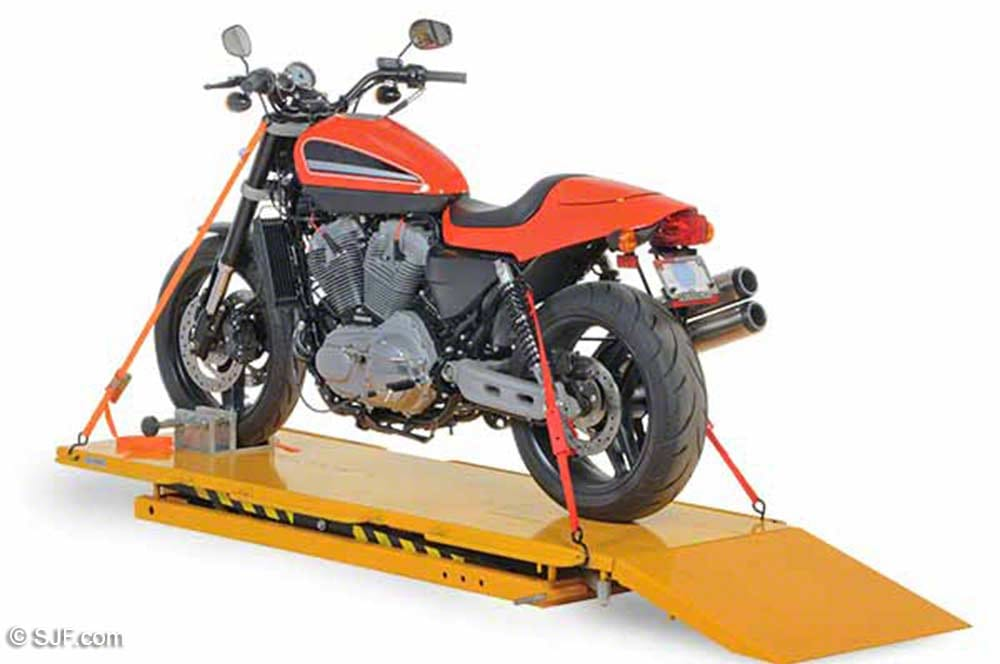 Motorcycle Lift - SJF.com