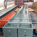 Used Cantilever Rack at SJF Material Handling