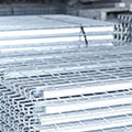 Used Wire Decks For Pallet Rack at SJF Material Handling