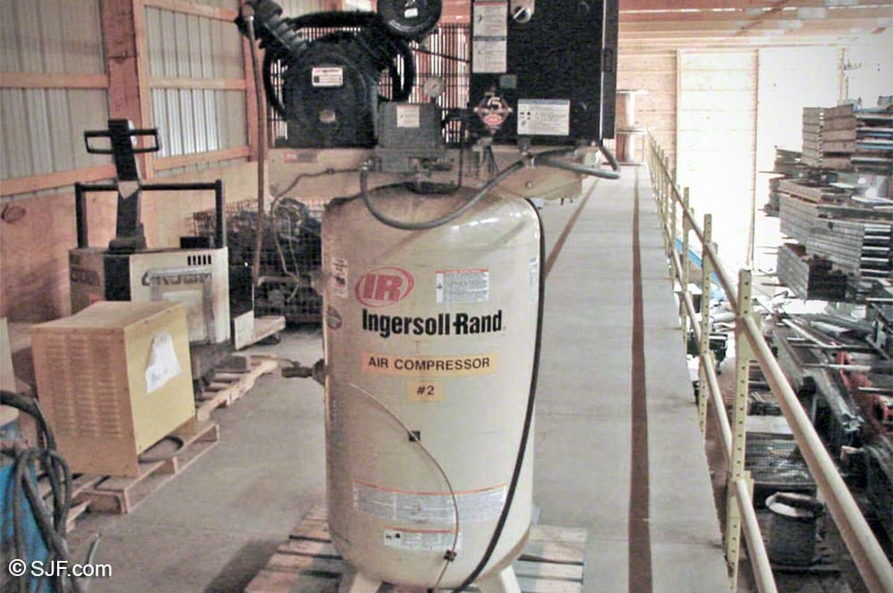 Ingersoll Rand Portable Air Compressors