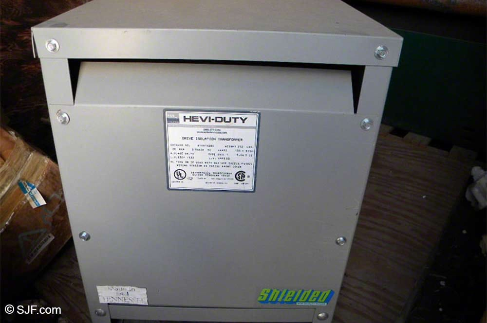Drive Isolation Transformer