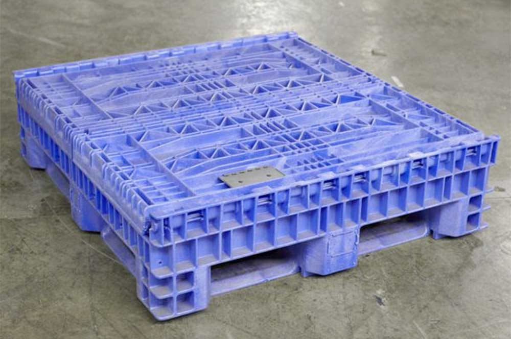 Used Collapsible Plastic Containers Totes Amp Storage Bins