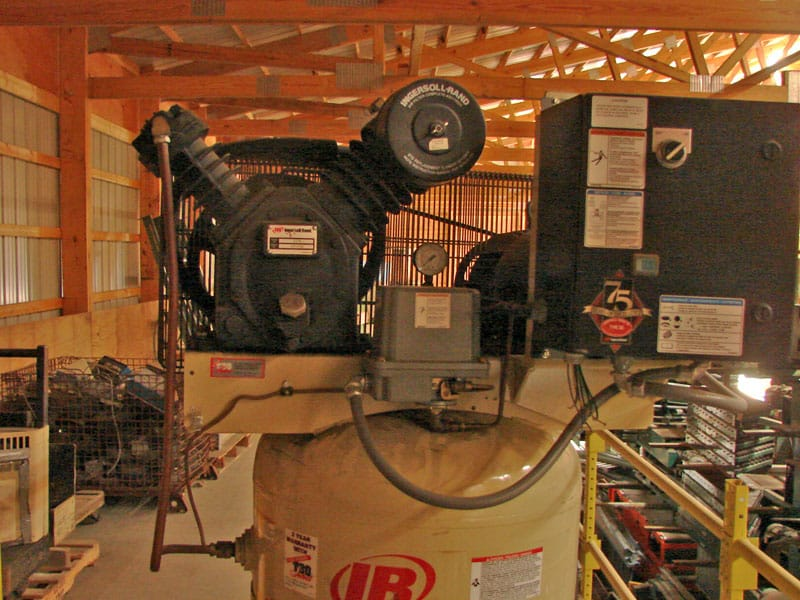 Ingersoll Rand SS3L3 Single Stage Electric Air Compressor Review