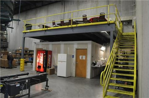 Mezzanines For Sale New Used