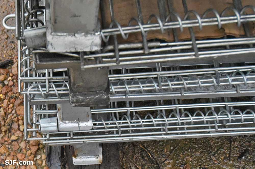 Used Wire Baskets