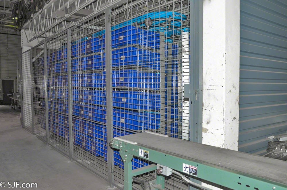 Security Cage Panels