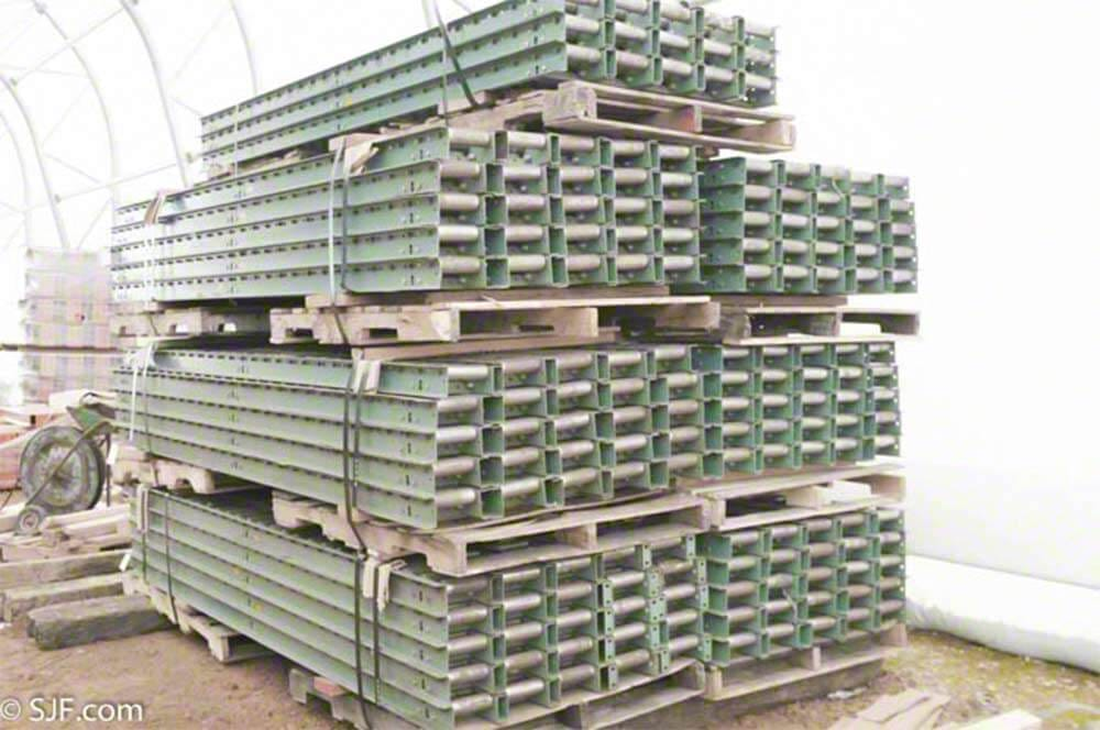 Roller Style Pallet Flow Racking