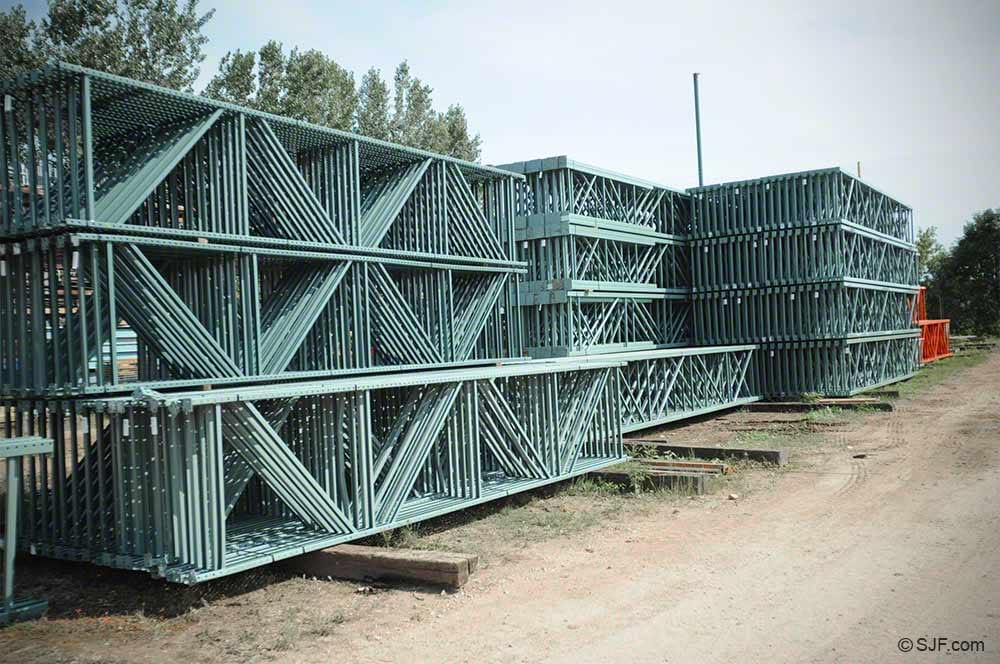 Interlake Mecalux Pallet Racks Prices - (New & Used) | SJF.com