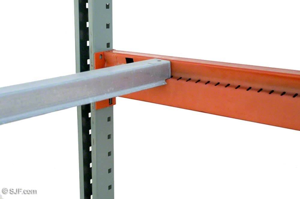 Teardrop Pallet Racking Beams & Pallet Supports
