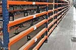 SJF Pallet Rack Uprights